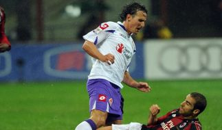 Milan baut Führung aus - 1:0 gegen Florenz (Foto)
