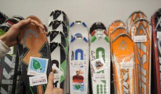 Milder Winter verdirbt Ski-Geschäft (Foto)