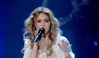 Miley Cyrus will alle glücklich machen (Foto)