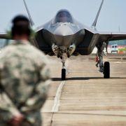 Eine F-35 kostet pro Stück mehr als 100 Millionen Dollar - unbewaffnet.