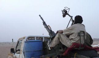 Militärjunta in Mali will Macht abgeben (Foto)