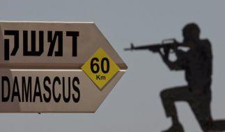 Militäroffensive gegen syrische Opposition (Foto)