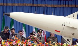 Militärschlag gegen den Iran nicht ausgeschlossen (Foto)