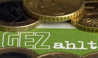 7,5 Milliarden Euro zahlen die Deutschen jährlich für den öffentlich-rechtlichen Rundfunk. (Foto)