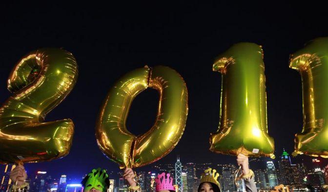Milliarden Menschen begrüßen das neue Jahr (Foto)