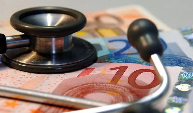 Milliardenloch bei Krankenkassen befürchtet (Foto)
