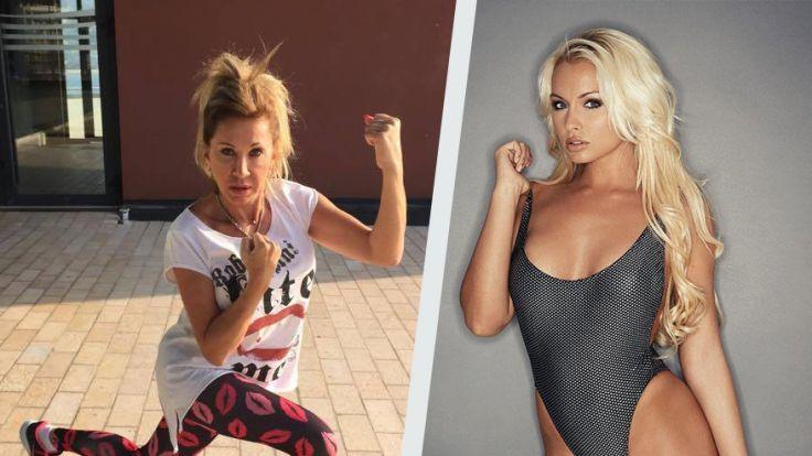 Carmen Geiss Miss Fitness