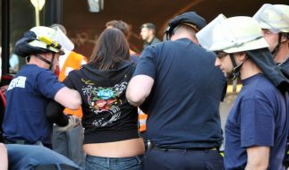 Mindestens 15 Tote bei Massenpanik auf Loveparade (Foto)