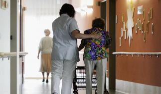 Mindestlohn Pflegekräfte (Foto)
