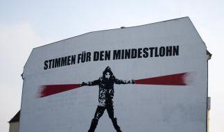 Mindestlohn (Foto)