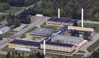 Ministerium erlaubt Ausbau von Atom-Forschungsinstitut (Foto)