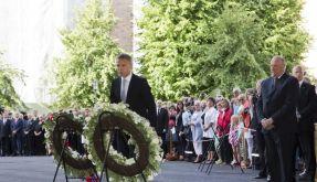 Ministerpräsident Jens Stoltenberg sagte, Breivik habe es nicht geschafft, die norwegische Gesellschaft zu verändern. (Foto)