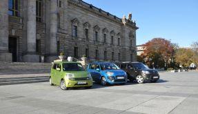 Minivans (Foto)