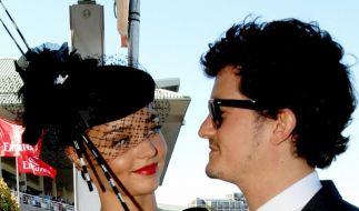 Miranda Kerr und Orlando Bloom (Foto)