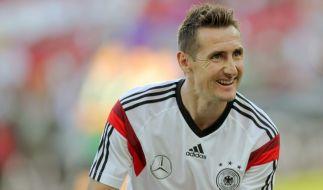 Miroslav Klose Comeback in der DFB-Elf?