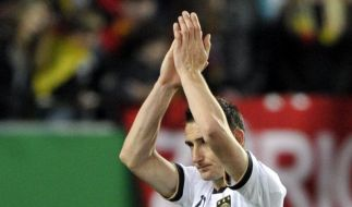 Miroslav Klose ist abergläubisch (Foto)