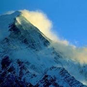 Mit 4810 Metern ist der Mont Blanc der höchste Berg Europas.