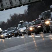 Die Weihnachtsferien beginnen! Diese Autobahnen sind dicht (Foto)