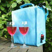 Mit der Box-In-Bag-Kühlbox zapfen Sie immer kühle Getränke - und alles in ultraleichter Verpackung.