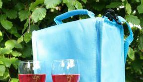 Mit der Box-In-Bag-Kühlbox zapfen Sie immer kühle Getränke - und alles in ultraleichter Verpackung. (Foto)