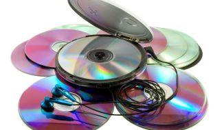 Mit dem Discman konnte man auch unterwegs CDs hören. (Foto)