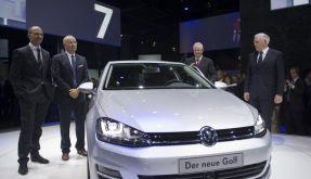 Mit dem Golf 7 will Volkswagen seine Marktstellung ausbauen. (Foto)