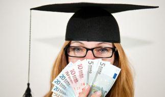 Mit einem Stipendium das Studium finanzieren (Foto)