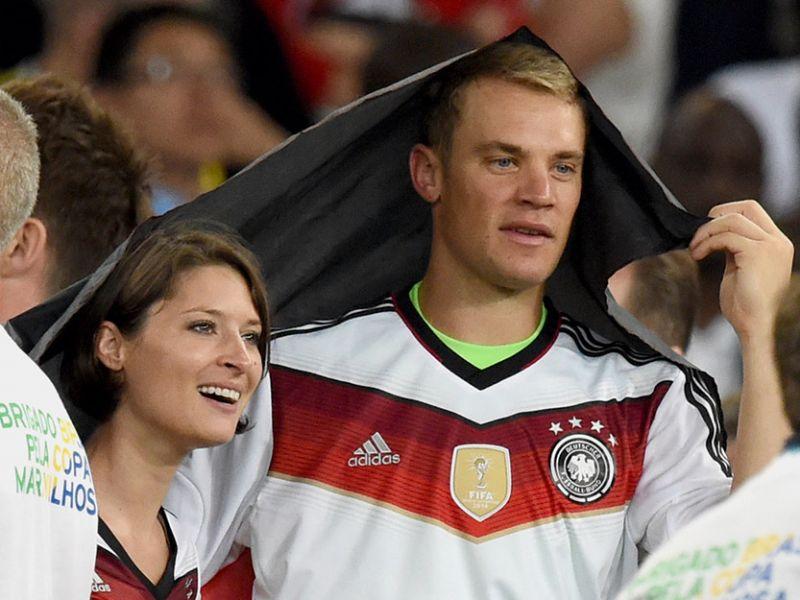 Manuel Neuer Privat