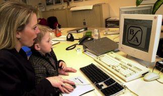 Mit Kind und Beruf (Foto)