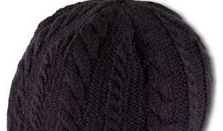 Mit integriertem Kopfhörer wird diese Mütze zum winterlichen Dauerbegleiter. (Foto)