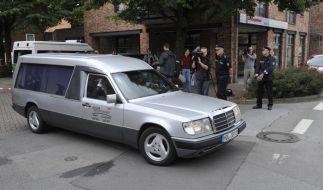 Mit einem Leichenwagen die Familie transportieren? Geht nicht, so ein Kölner Gericht. (Foto)