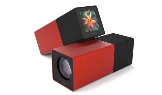 Mit der Lytro kommt die erste Lichtfeldkamera für den Hobbybereich in den Handel. (Foto)