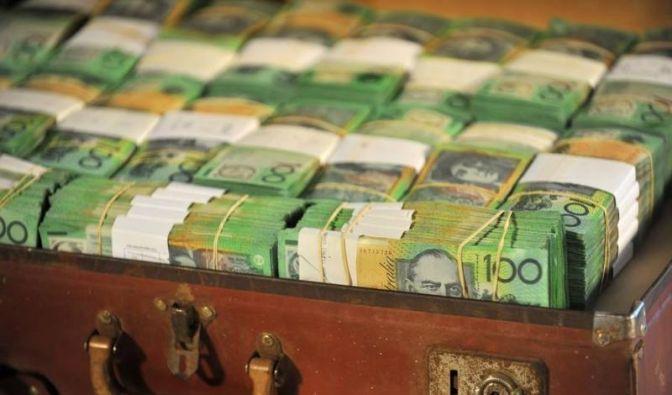 Mit neuem Geld die Welt retten (Foto)