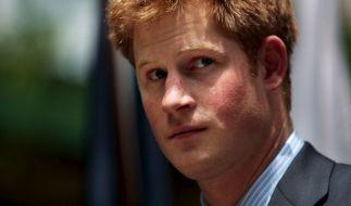Mit Prinz Harry hat wieder einmal ein Mitglied der britischen Royals kräftig daneben gelangt. (Foto)