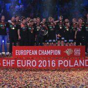 Mit dem Sieg der Europameisterschaft in Polen hat sich die deutsche Handballmannschaft auch für Olympia qualifiziert. Fortsetzung folgt ...