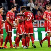 Bayern-Fest bei Heynckes' internationalem Comeback - 3:0 gegen Celtic (Foto)