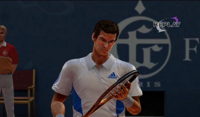 Mit «Virtua Tennis 4» den Schläger schwingen (Foto)