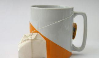 Mit Vorsicht zu genießen: Einer Studie zufolge enthalten einige Teesorten krebserregende Stoffe. (Foto)