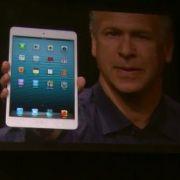 Mit 7,9 Zoll Bildschirmdiagonale ist das iPad Mini das erste kleine Tablet von Apple.