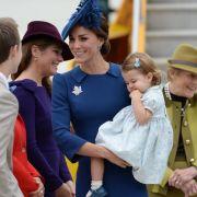 Baby Nummer 3? Herzogin Kate darf NICHT schwanger werden (Foto)