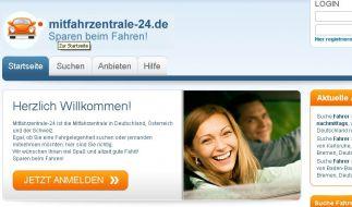 Mitfahrzentrale24 (Foto)