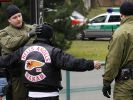 Mitglieder von Rockerbanden setzen Ermittler in Brandenburg massiv unter Druck. (Foto)