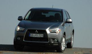 Mitsubishi ASX (Foto)