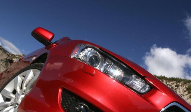 Mitsubishi Lancer Sportlimousine (Foto)