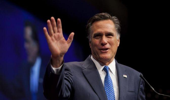 Mitt Romney (Foto)