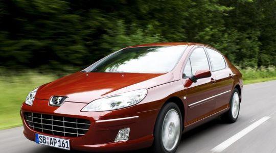 Mittelklassemodell mit Altersschwäche - Der Peugeot 407 (Foto)