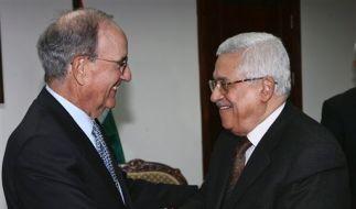 ML MIDEAST ISRAEL PALESTINIANS U.S (Foto)