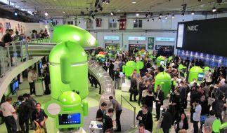 Mobile World Congress: Viele Smartphone-Neuheiten (Foto)