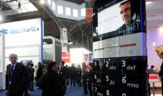 Mobilfunk-Branche rüstet sich für Boom der Datendienste (Foto)