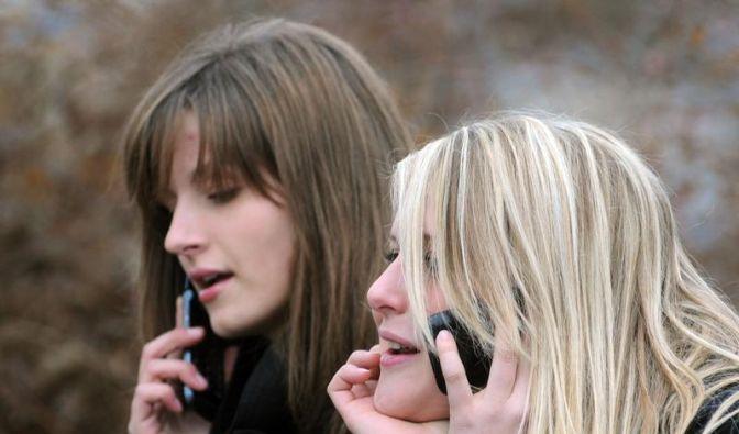 Mobilfunkanbieter speichern gern und viel - Daten abfragen (Foto)